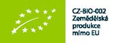CZ-BIO-002 Zemědělská produkce mimo EU