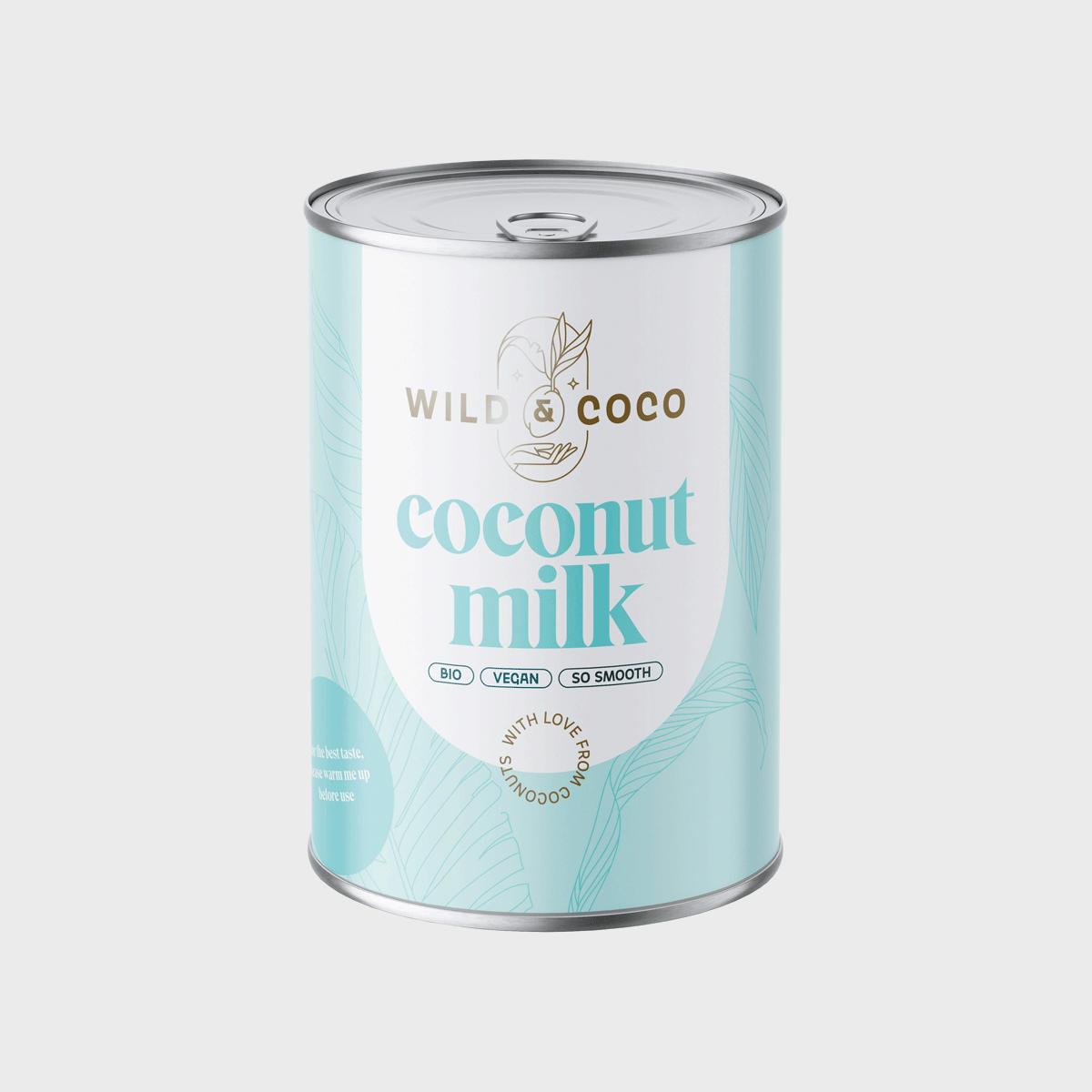 Levně Kokosové mléko 400ml