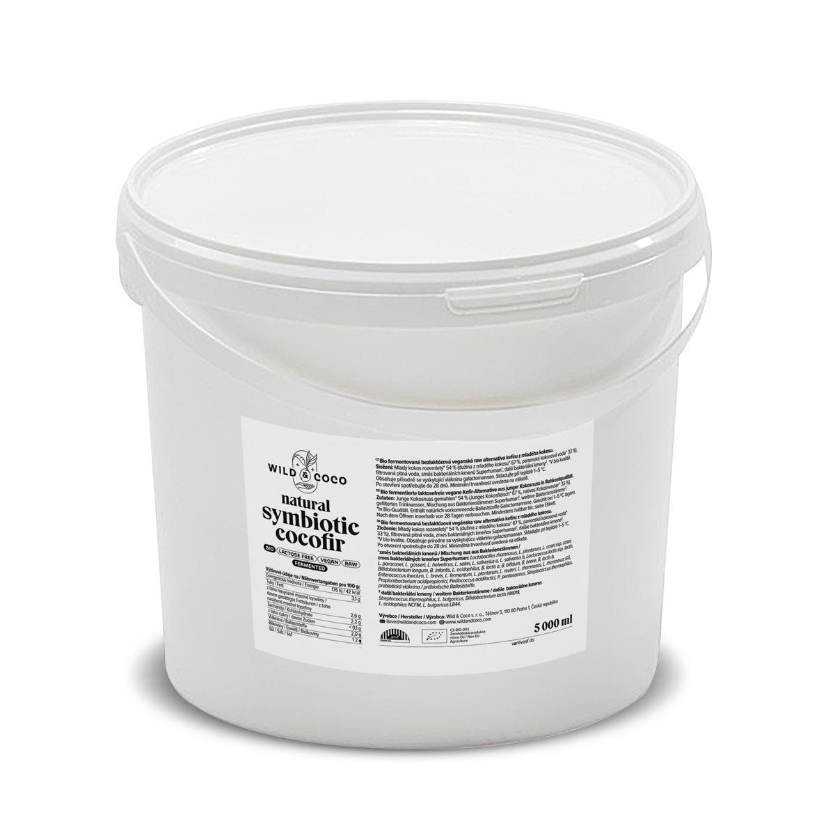 Levně Natural Symbiotic Cocofir BIO (Gastro)